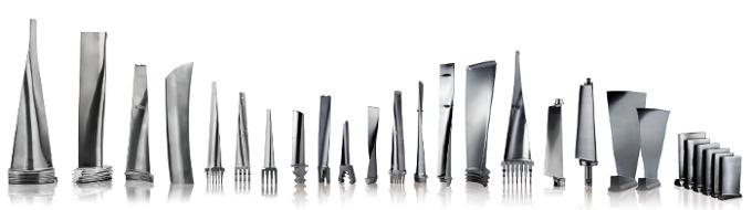 Turbine Blades C Blade S P A Forging Amp Manufacturing